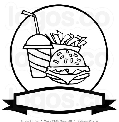 small resolution of yogurt clipart black and white