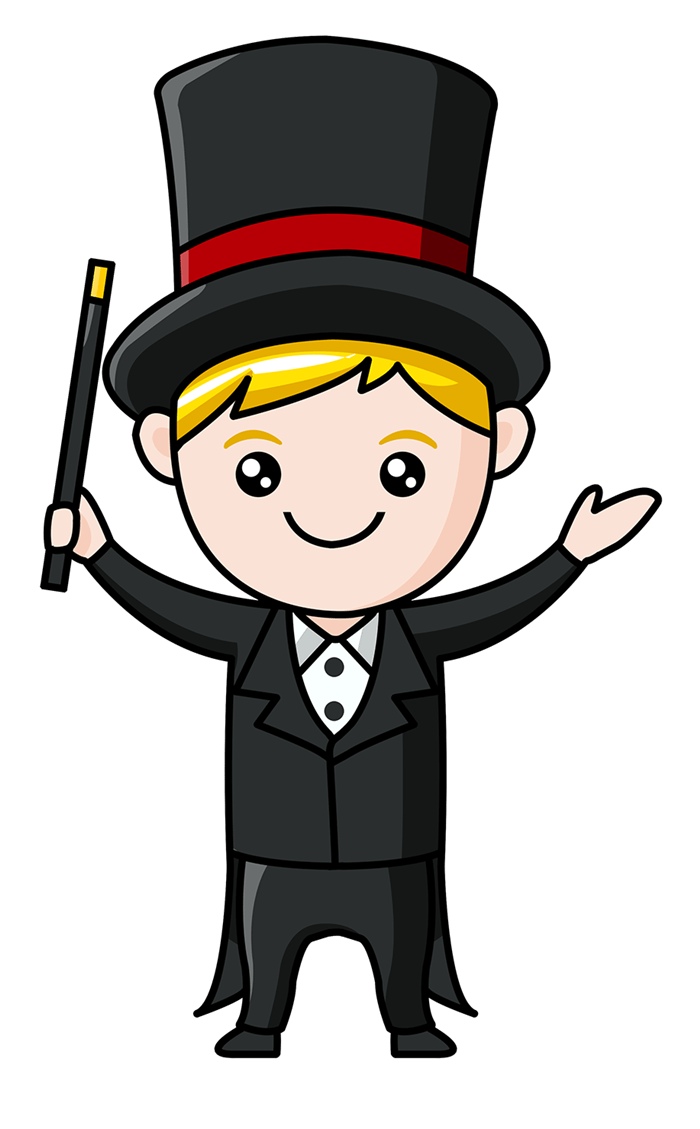 hight resolution of young king clipart
