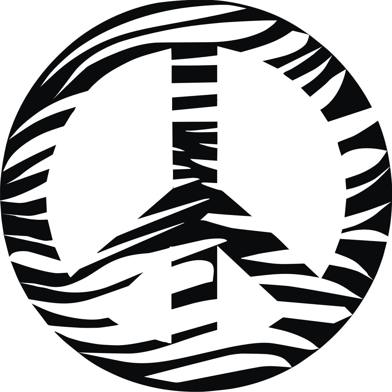 Zebra Peace Sign Clipart Clipart Panda