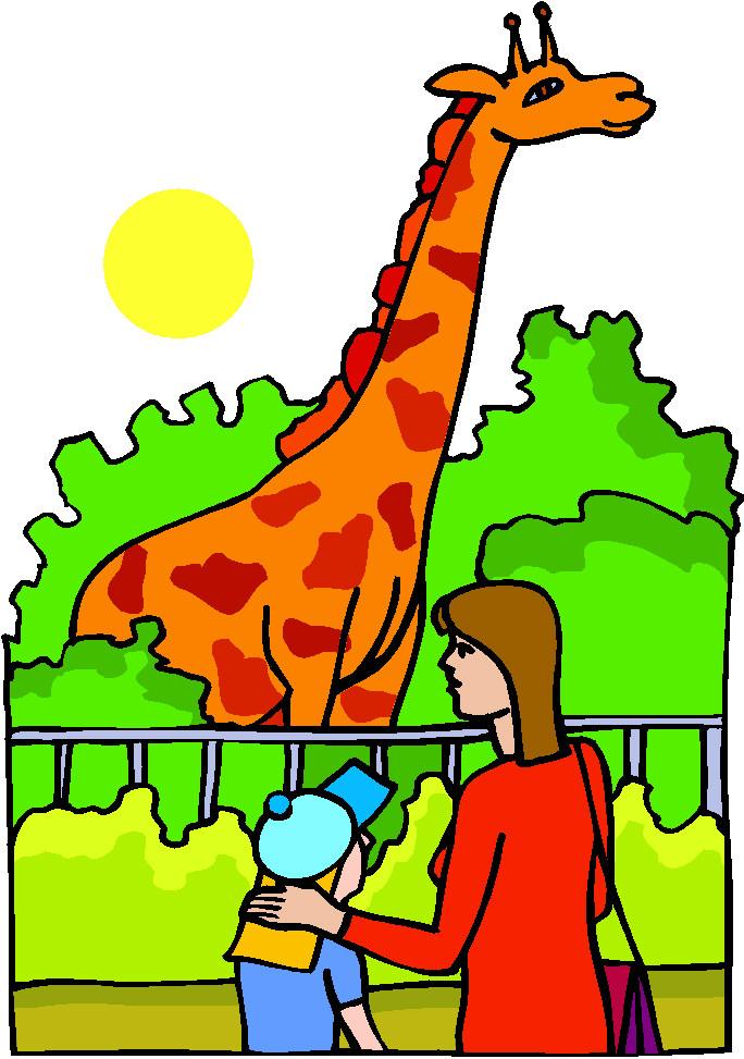 Gambar Kebun Binatang Kartun : gambar, kebun, binatang, kartun, Clipart, Panda, Images