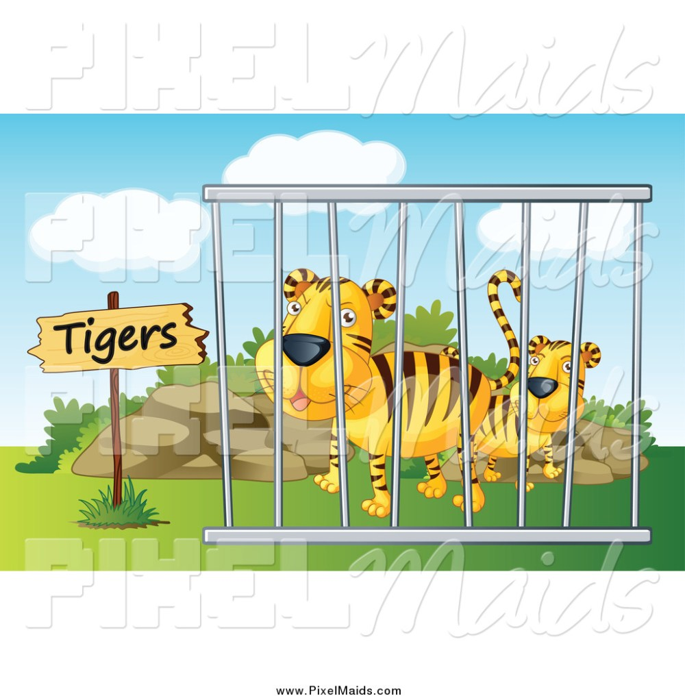 medium resolution of zoo clipart
