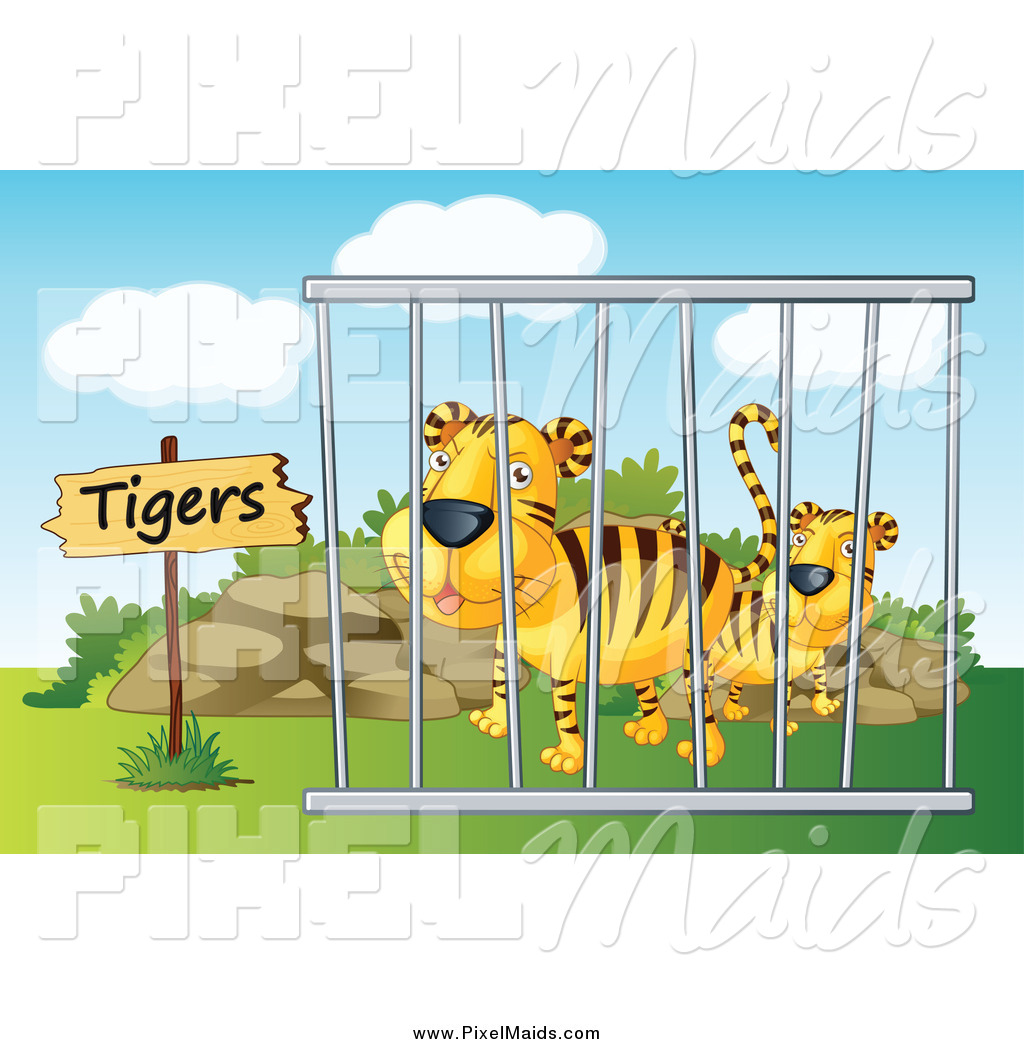 hight resolution of zoo clipart