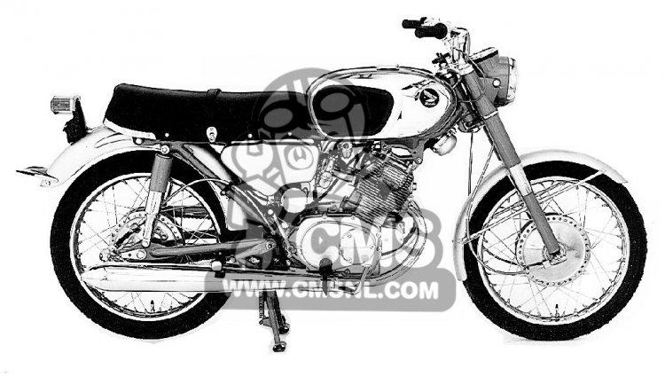 Honda CB160 information