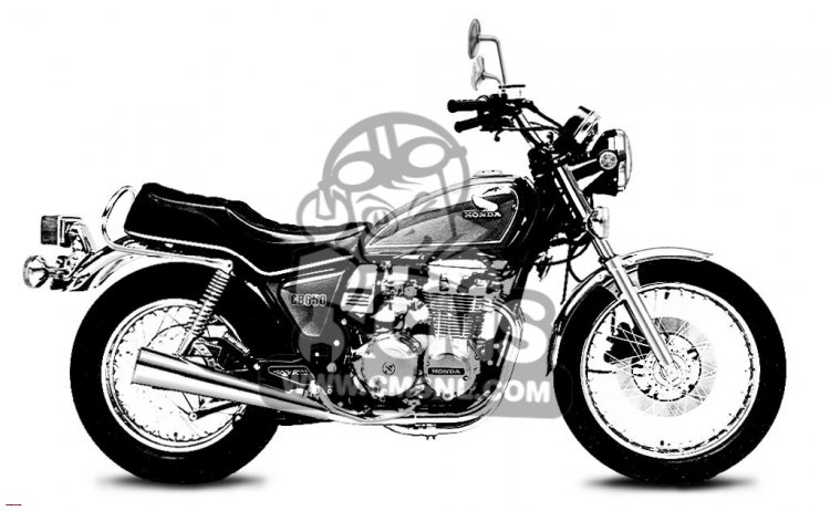 Honda CB650 1981 USA information