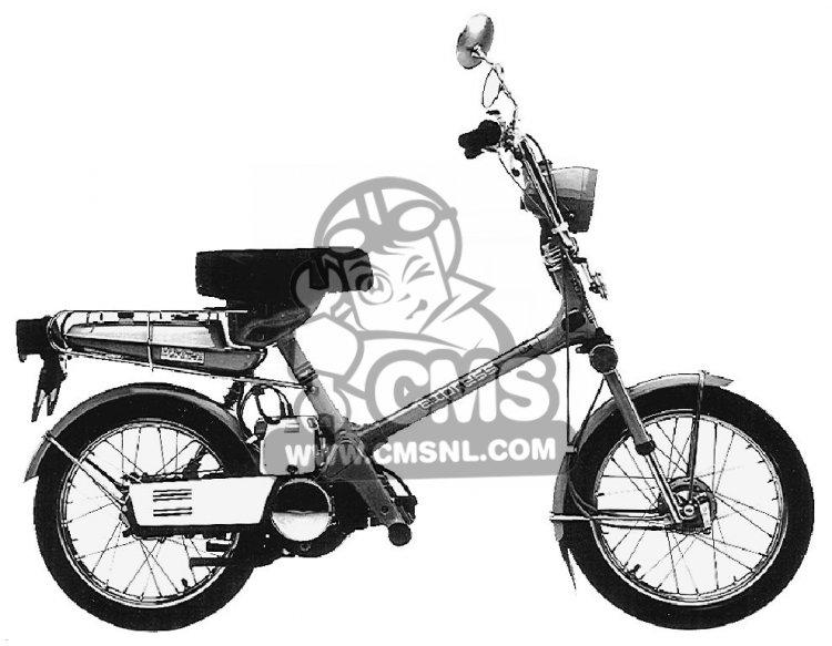 Honda NC50 information