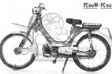 Honda PC50 parts: order spare parts online at CMSNL