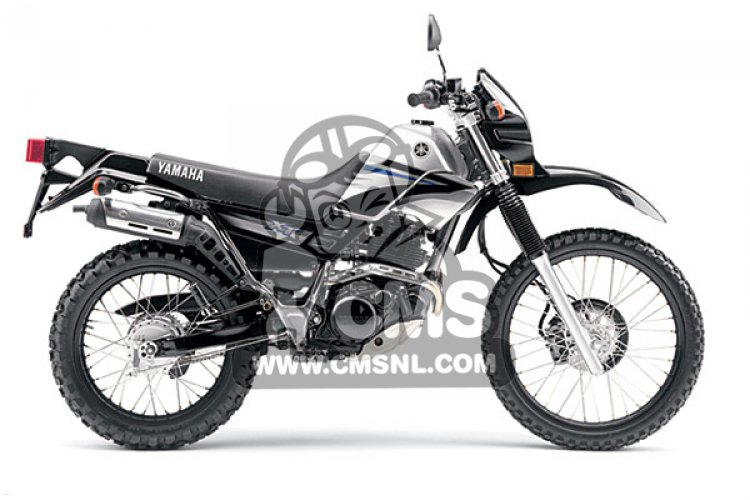 Yamaha XT225 Trail information