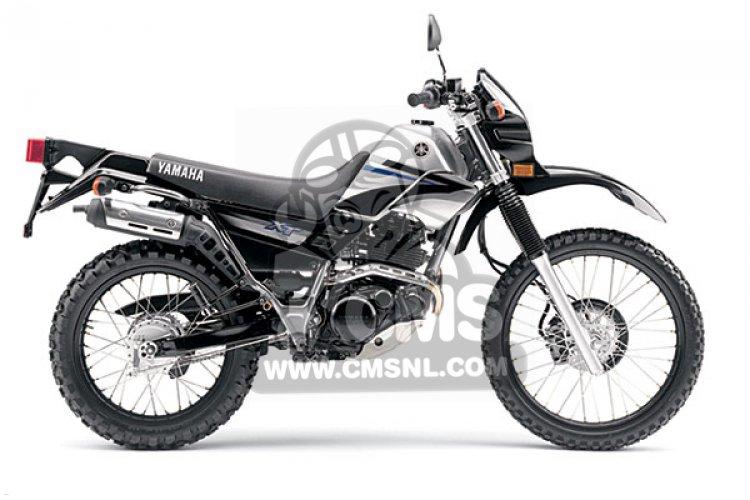 Yamaha XT225 information