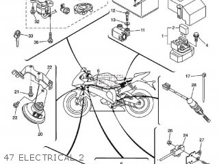 WIRE HARNESS ASSY for YZF-R6 2011 13SV EUROPE 1K13S-300E1