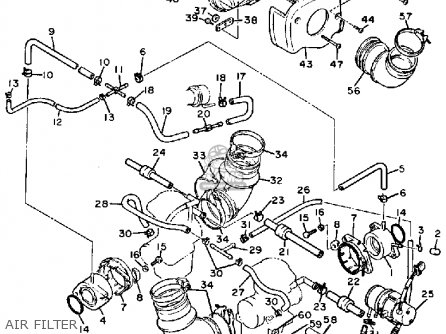 (42h1390701) Fuel Pump Comp. Xv1100 W Virago 1989 42H1390700