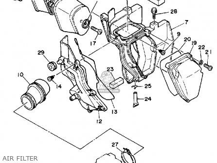 Honda Atc 185 Engine Diagram Honda TRX 125 Engine Wiring