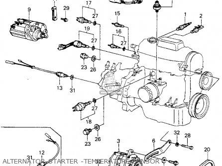 Washer, Sealing, 16m Civic 1982 (c) 4dr1500 (ka,kh,kl