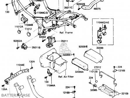 2008 Kawasaki Ninja 500r Wiring Diagram Triumph Speed