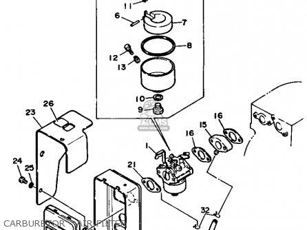 Mercury Fuel Water Filter