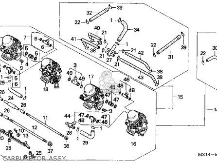 Honda 350 4 Cylinder Motorcycle Honda 3 Cylinder