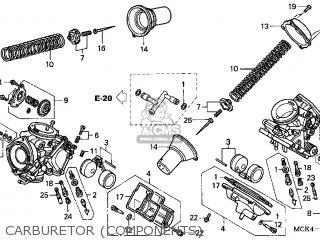 Honda VT1100C2 '00 VT1100C2 Shadow ACE 1100 2000 Parts