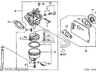(16100-z0j-013) Carburetor Assy ( Gc160\qhc1\14zl81e4