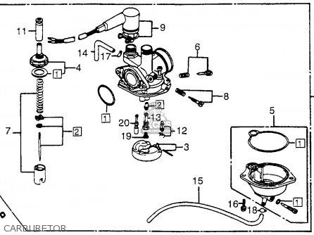 Yamaha Scooter Carburetor Schematic Yamaha Scooter Parts