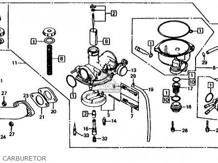 Ssr 110 Engine Schematic