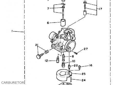 Ruixing Carburetor Diagram Motorcraft Carburetor Diagram