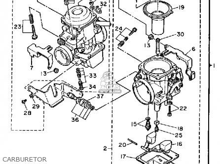 Yamaha 350 Wolverine Wiring Diagram Arctic Cat 250 Wiring