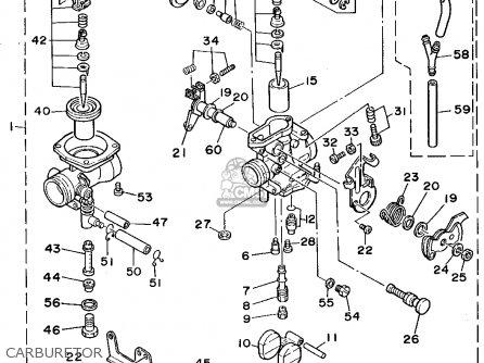 Yamaha Xt350 Wiring Diagram Yamaha Bruin 350 Wiring
