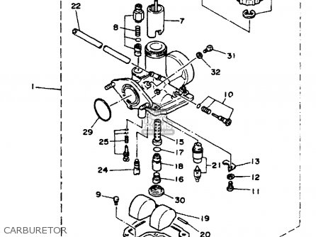 WASHER, SPRING for XJ600S 1999 4BRF ENGLAND 294BR-300E1