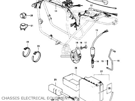 Kz1000 Wiring Diagram