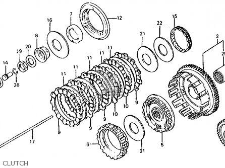 Honda VT700C undefined undefined Parts
