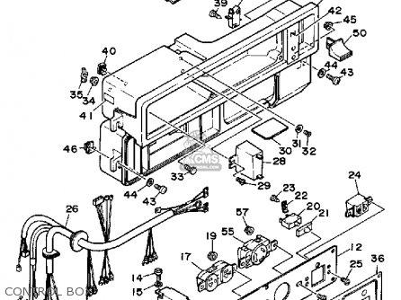 Meter Sub Assy Ef1800 Ef2600 Ef1200 Generator 7G58720201