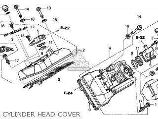 Honda VTX1300S '2003 VTX1300S 2003 Parts