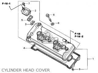 Honda CBR900RR '00 CBR929RR 2000 Parts