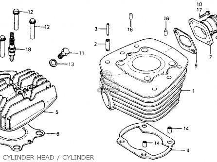 1973 Suzuki Wiring Diagram Suzuki XL7 Electrical Diagram