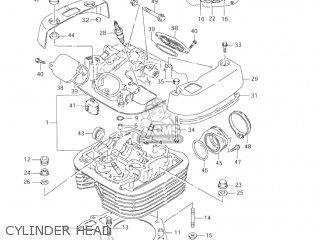 (0948200148a00) Plug,spark(x24epr-u9) Vz800 Marauder 1997