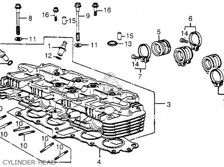 12021426010 (12204-kw1-405) Guide Inlet Valve Honda