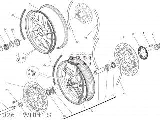 Ducati MS1200S 2013 MY13 (MULTISTRADA 1200 S GT) D160