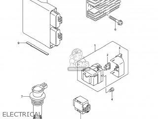 SENSOR ASSY,FUEL CUT, fits GSXR600 2004 (K4) USA (E03