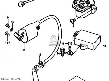 Ignitor Unit Gn250 1982 (z) Usa (e03) 3290038300