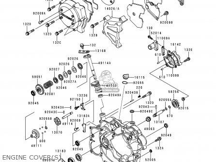Kawasaki 100 Wiring Diagram Kawasaki B8M Wiring Diagram