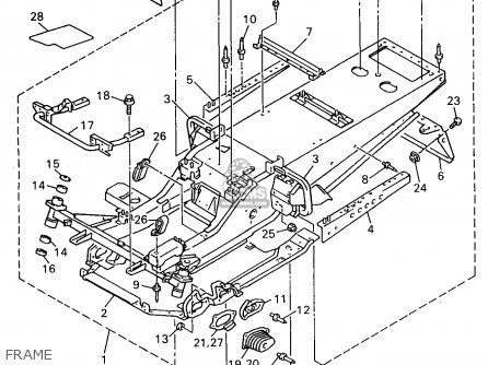 Baja Designs Xr 200 Wiring Diagram Baja 50Cc Four Wheeler