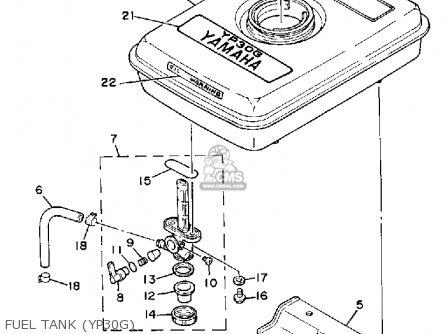 Gasket, Filter Ef2800 Generator 1983 7G52452200