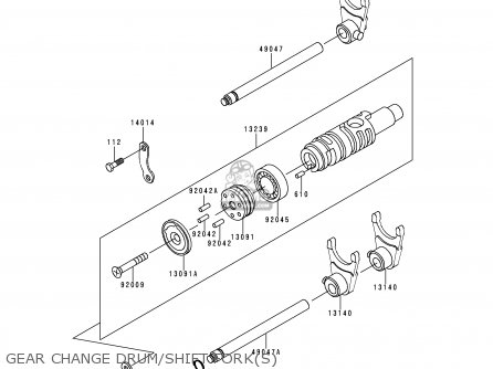 (13151-1010) Switch,neutral Kz1000b1 Kz1000 Ltd 1977 Usa