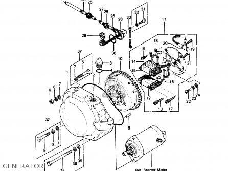 1990 Kawasaki Ts Jet Ski Wiring Diagram Sea Doo Wiring