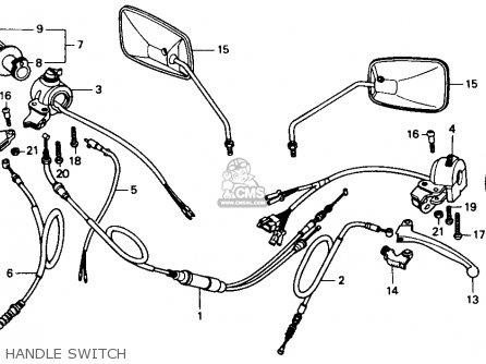 Wiring Diagram 1976 Yamaha Xt500