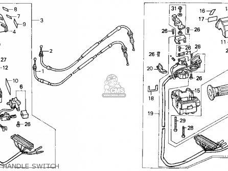 Honda Chf50 Scooter Wiring Diagram