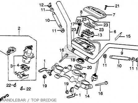 Label,fuse Cb750f 750 Super Sport 1979 (z) Usa 38215425000