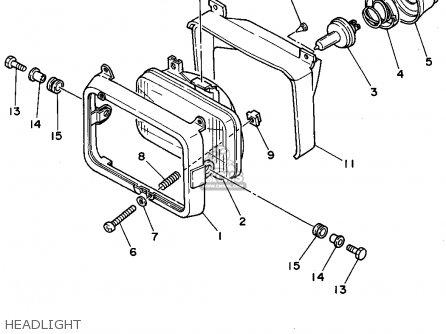 Motorcycle Headlight Socket Motorcycle Bulb Socket Wiring