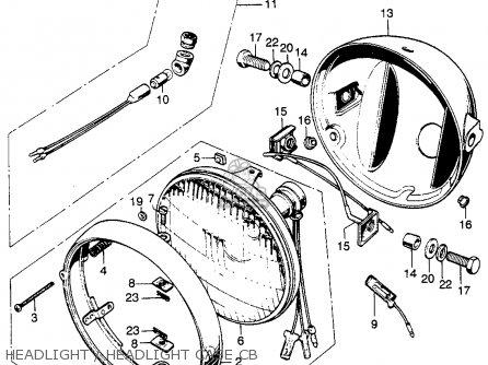 1971 Honda Cb350 Wiring Diagram 1971 Honda CB350 Frame