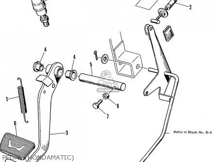 Honda A360 Automatic parts list partsmanual partsfiche