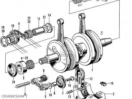 Honda A600 AUTOMATIC parts lists and schematics